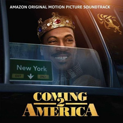 Soundtrack - Coming 2 America (Original Motion Picture Soundtrack) (CD)