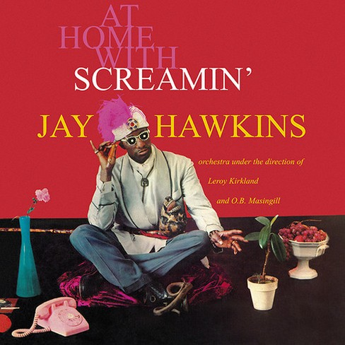 Screamin' J Hawkins - At Home With Screamin Jay Hawkins (Vinyl) - image 1 of 1