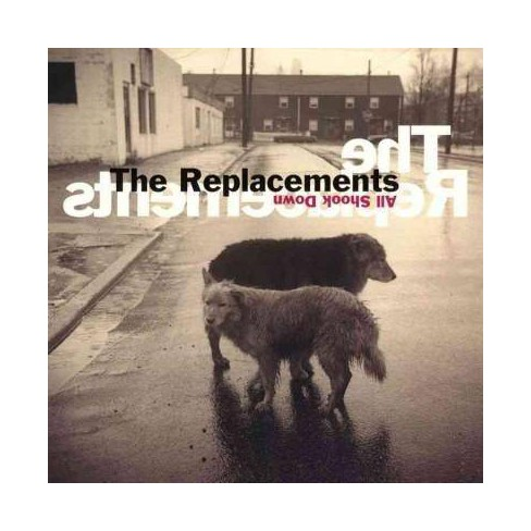 The Replacements - All Shook Down (EXPLICIT LYRICS) (Vinyl) - image 1 of 1