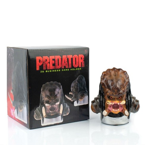 """Surreal Entertainment OFFICIAL Predator Business Card Holder 