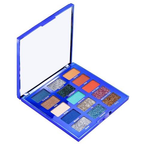 CAI Quicksand Eyeshadow Palette Blue - 16 Shades - image 1 of 2