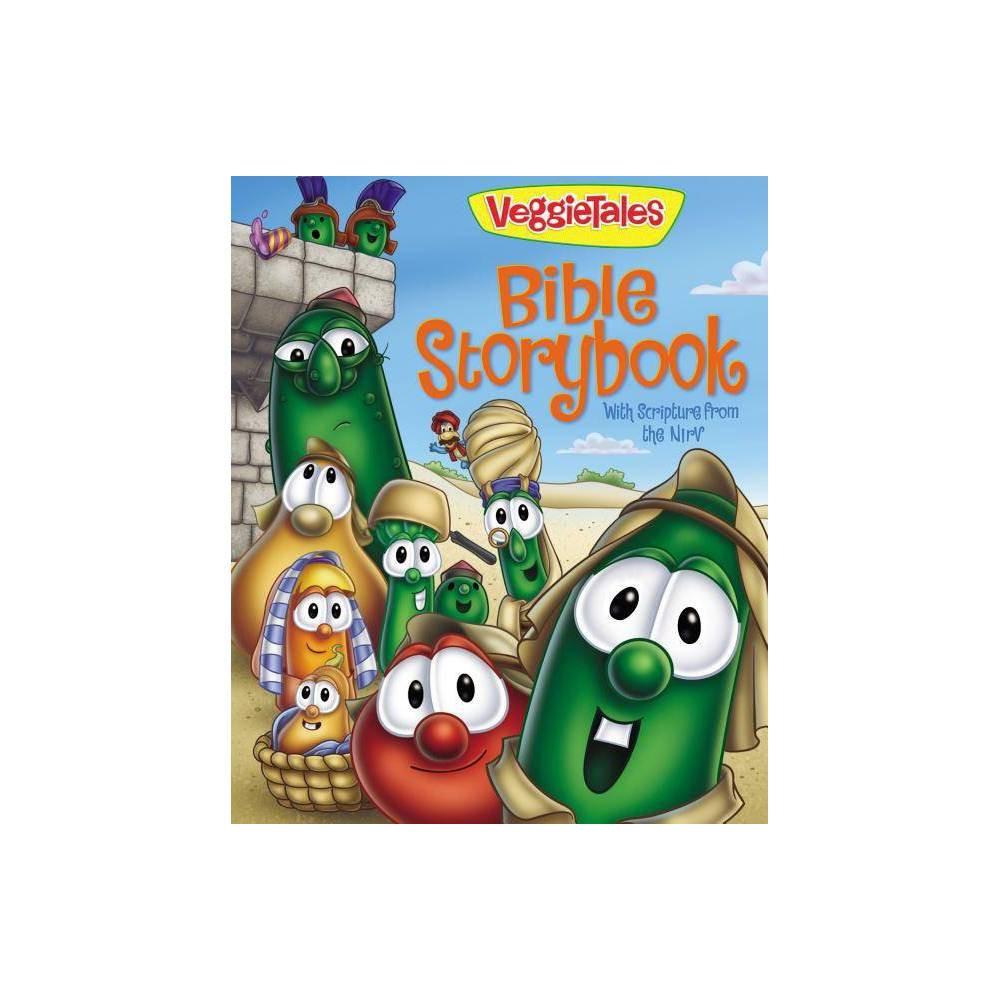 Veggietales Bible Storybook Big Idea Books By Cindy Kenney Hardcover