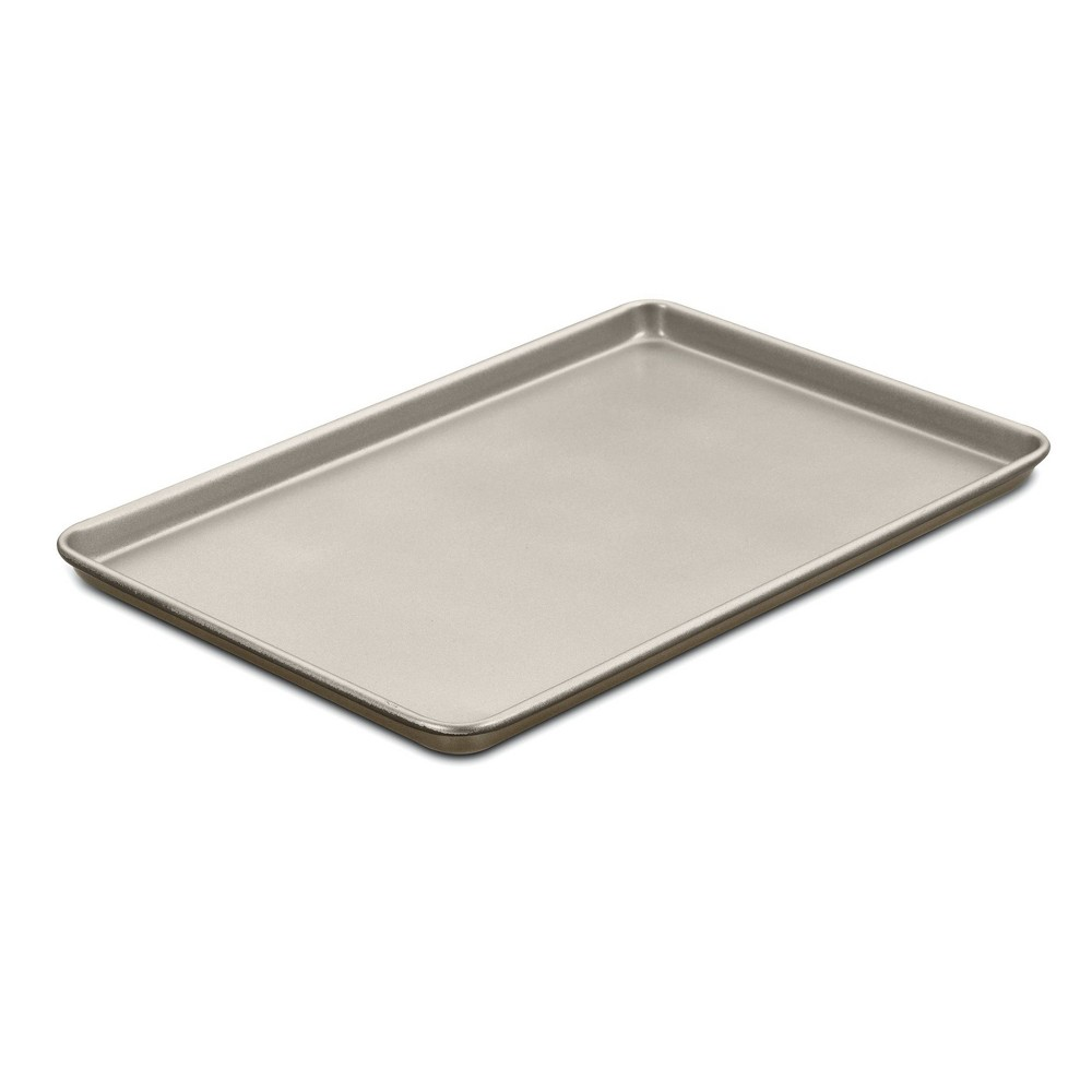 Cuisinart Chef 39 S Classic 17 34 Non Stick Champagne Color Baking Sheet Amb 17bsch