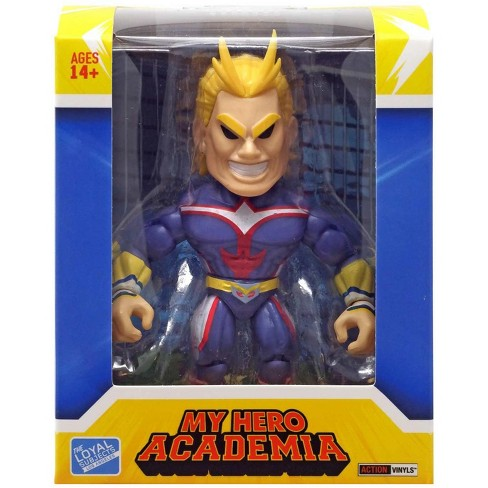 """3/"""" Figure HERO The Loyal Subjects MY HERO ACADEMIA Action Vinyls ALL MIGHT"""