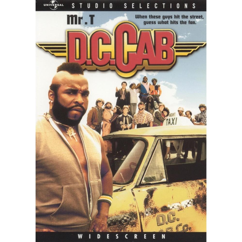 Dc Cab (Dvd), Movies