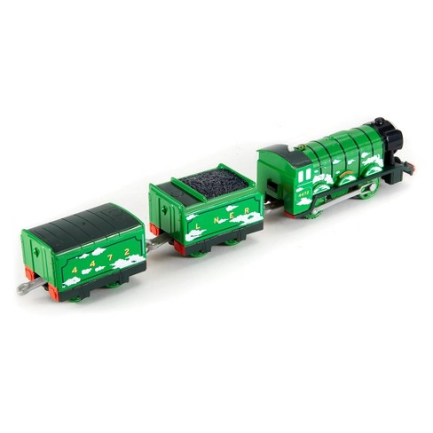 Fisher Price Thomas Friends Trackmaster Flying Scotsman Engine