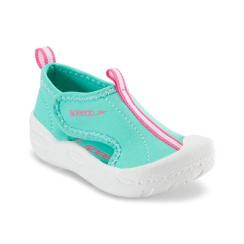 409c8f76e31a Speedo Toddler Girls  Hybrid Water Shoes   Target