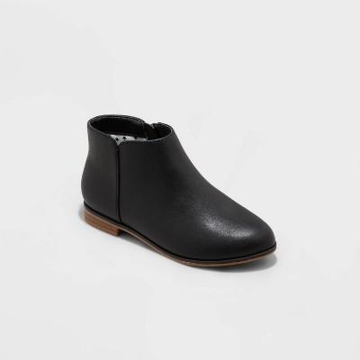 Girls' Opal Zipper Slip-On Chelsea Boots - Cat & Jack™