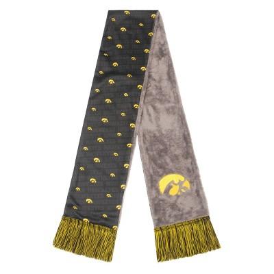 NCAA Iowa Hawkeyes Printed Mini Sherpa Scarf