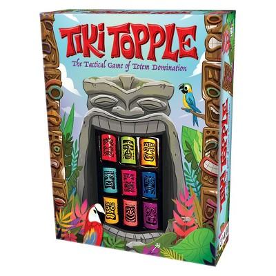 Tiki Topple Game
