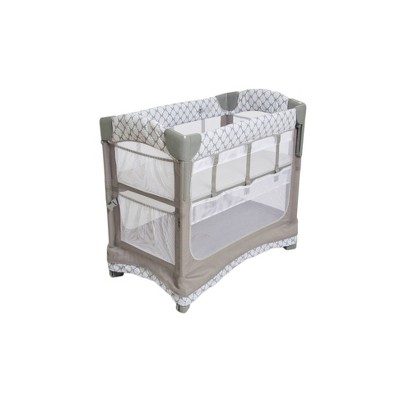 Arms Reach Mini Ezee 3-in-1 Co-Sleeper Bassinet - Acanthus