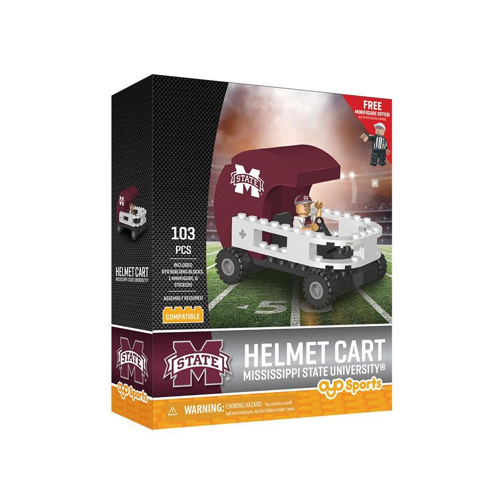Ole Miss Rebels Oyo Helmet Car