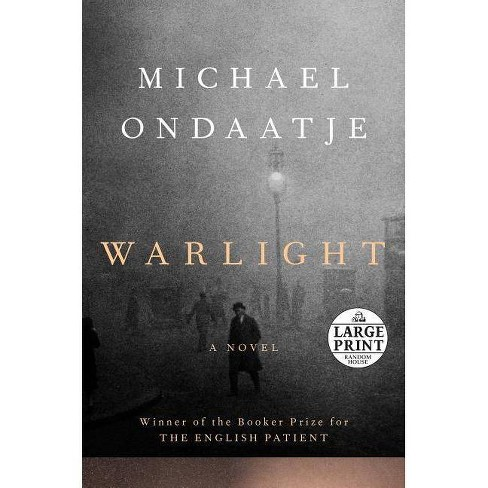 Warlight - by  Michael Ondaatje (Paperback) - image 1 of 1