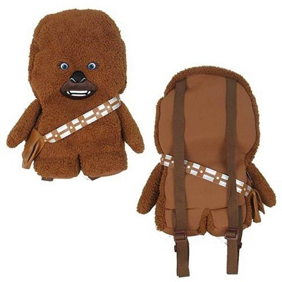 Comic Images Comic Images Star Wars Chewbacca Plush Backpack