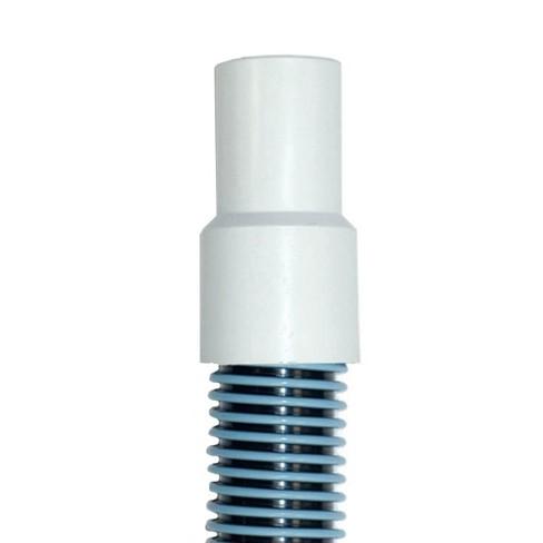 "Swimline HydroTools Spiral Wound Vacuum Swimming Pool Hose with Swivel Cuff 50' x 1.5"" - Blue - image 1 of 1"