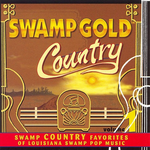 Various - Swamp gold country vol 1 (CD) - image 1 of 1