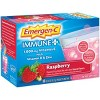 Emergen-C Immune+ Dietary Supplement Powder Drink Mix with Vitamin C - Raspberry - 30ct - image 2 of 4