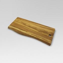 "16"" x 7"" Olive Wood Serving Board - Threshold™"