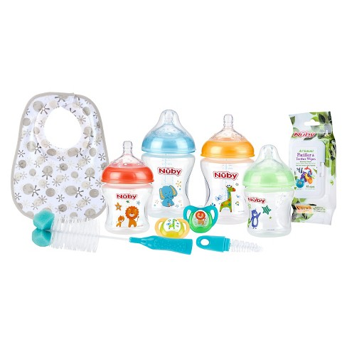 Nuby Natural Touch Starter Set - image 1 of 1