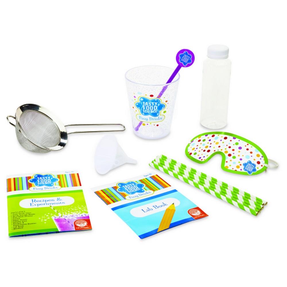 Mindware Playful Chef Fizzy Drinks Science Kit