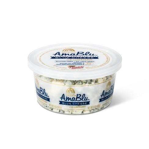 Amablu Blue Cheese Crumbles - 5oz - image 1 of 1