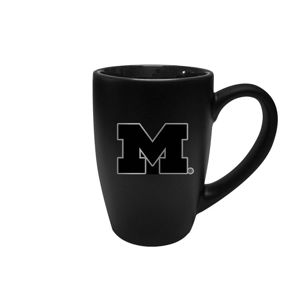 Ncaa Michigan Wolverines 15oz Stealth Bistro Mug