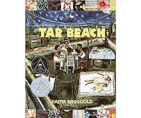 Tar Beach ( Dragonfly Books) (Paperback) by Faith Ringgold - image 1 of 1