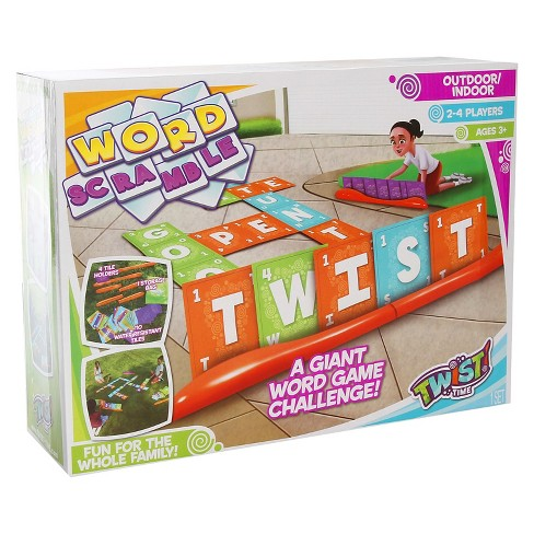 Twist Time Word Scramble - image 1 of 6