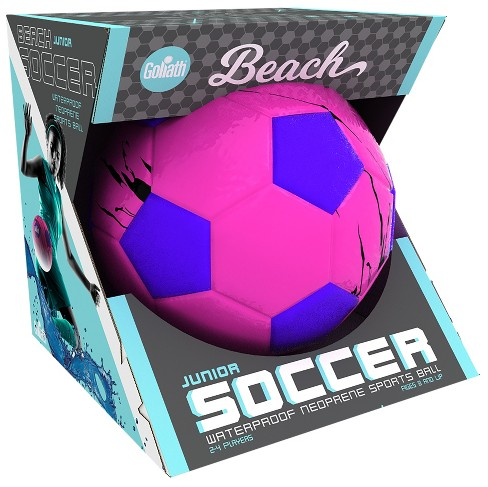 Goliath Jr. Beach Soccer Ball - Pink - image 1 of 1