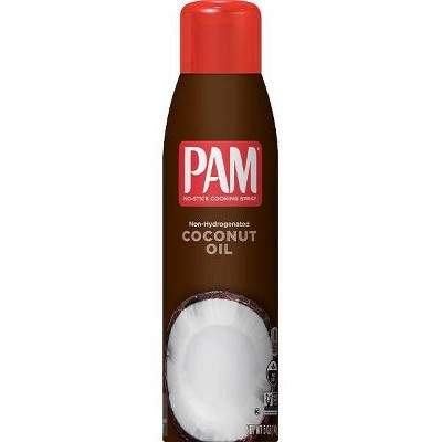 Cooking Spray: Pam Simply Coconut Oil