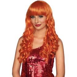Women's Sweetie Wig Orange  - Spritz™