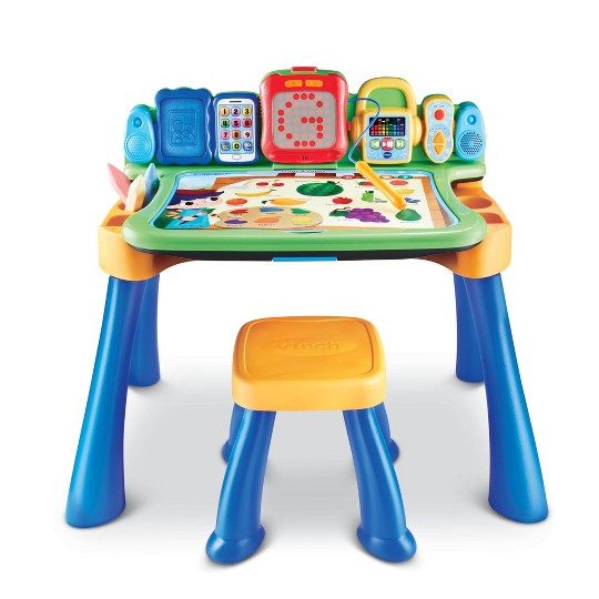 VTech Explore And Write Activity Desk image number null