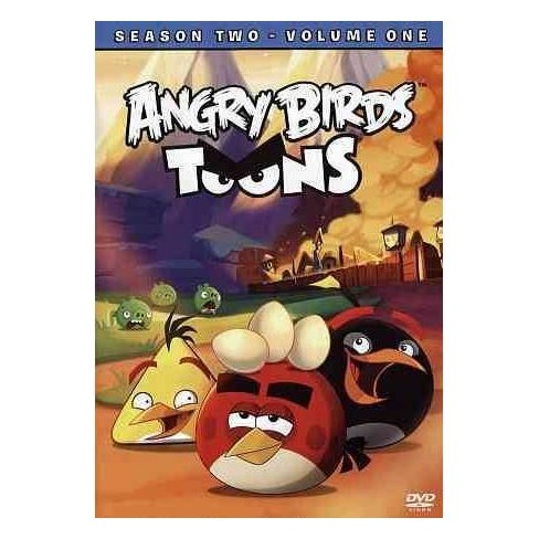 Angry Birds Toons SSN 2 Vol 1 (DVD) - image 1 of 1