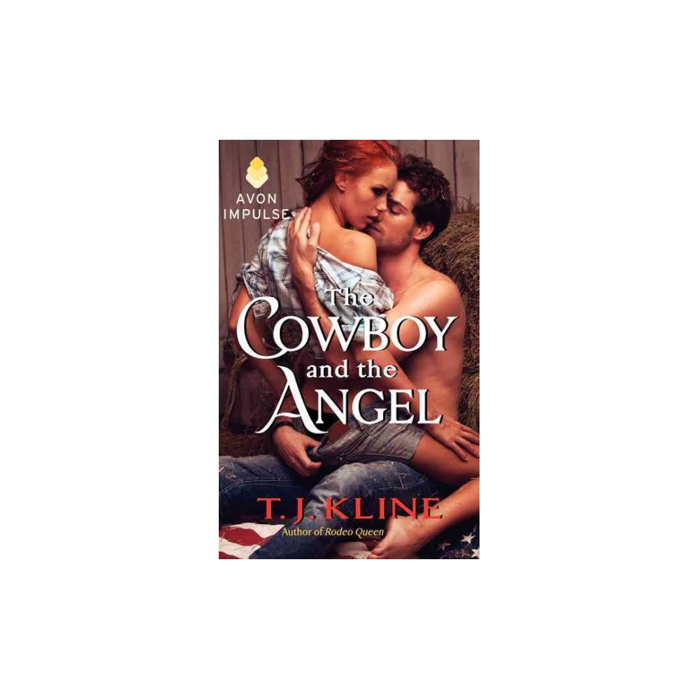 The Cowboy and the Angel (Paperback)