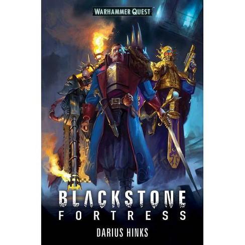 Blackstone Fortress - (Warhammer 40,000) by  Darius Hinks (Paperback) - image 1 of 1