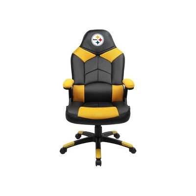 NFL Pittsburgh Steelers Oversized Gaming Chair