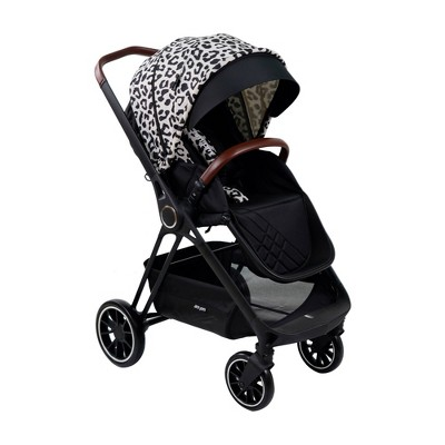 Your Babiie AM:PM Leopard Victoria Full Size Stroller
