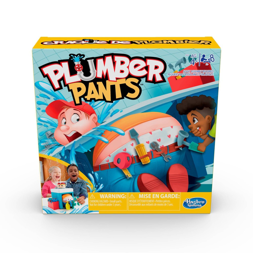 Plumber Pants Board Game, Board Games was $13.99 now $6.99 (50.0% off)
