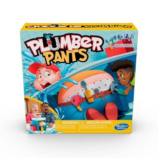 Plumber Pants Board Game