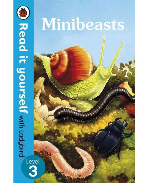 Minibeasts (Hardcover) (Chris Baker) - image 1 of 1