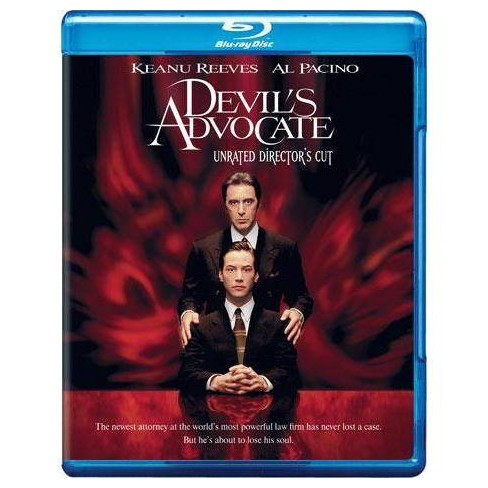 The Devil's Advocate (Blu-ray) - image 1 of 1