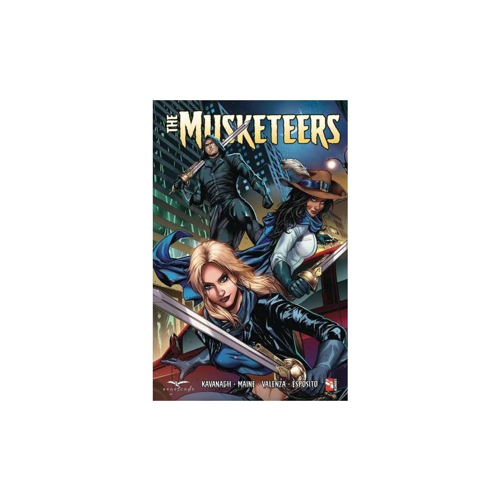 Musketeers - by Joe Brusha & Terry Kavanagh (Paperback)