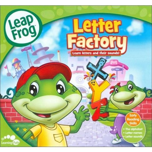 Leapfrog: Letter Factory (DVD) : Target