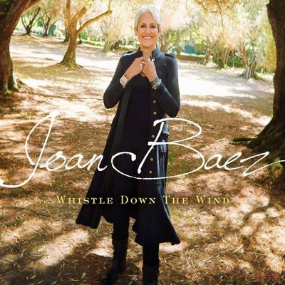 Joan Baez - Whistle Down the Wind (CD)