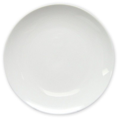 Coupe Dinner Plate 10  White - project 62 - Project 62™