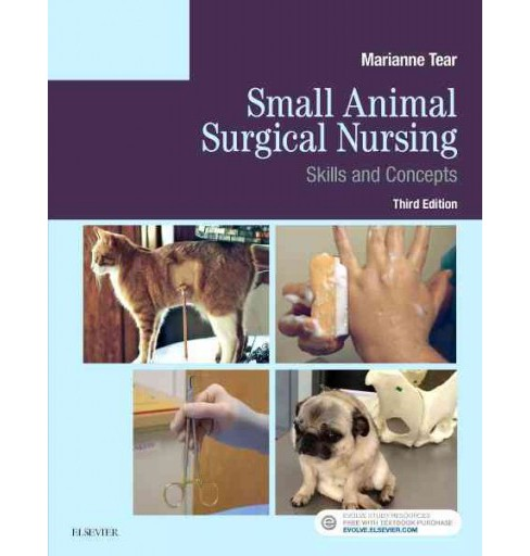 Small Animal Surgical Nursing : Skills and Concepts (Paperback) (Marianne Tear) - image 1 of 1