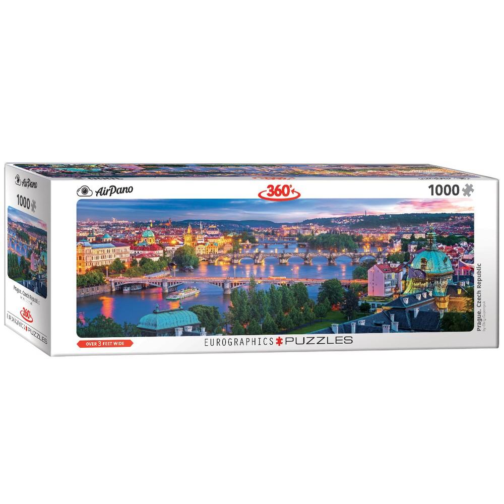 Prague Czech Republic 1000pc Pano Puzzle