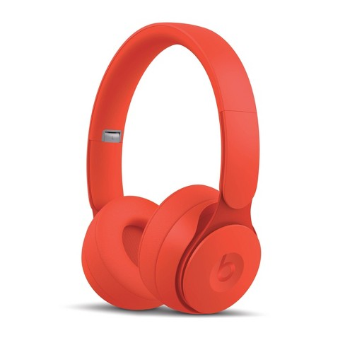 Beats Solo Pro On Ear Wireless Headphones More Matte Collection Red Target