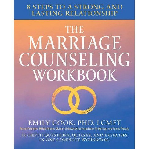 The Marriage Counseling Workbook - by  Emily Cook (Paperback) - image 1 of 1