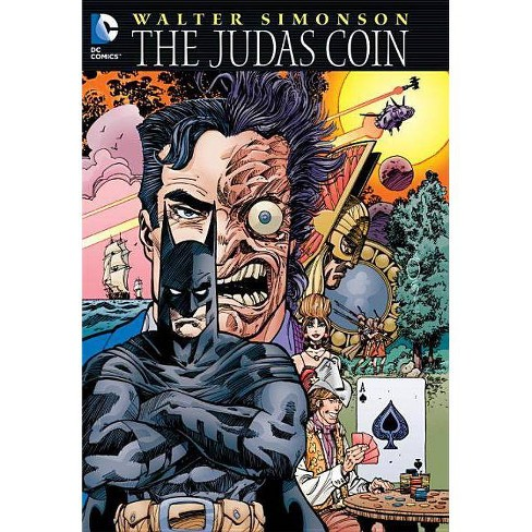 The Judas Coin - by  Walt Simonson (Hardcover) - image 1 of 1